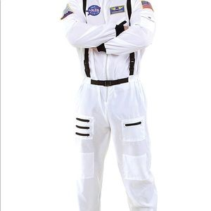 Men's astronaut costume